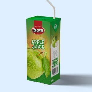 Chapo Frucht Getränke Apfel - Fruit Juices Apple 200ml