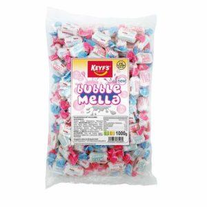 keyfs, bubble mella